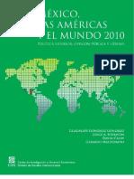Reporte Mexico, Las Americas y El Mundo 2010_CIDE (1)