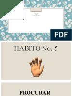 EXPOSICION 7 HABITOS