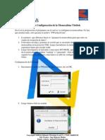 Manual de Configuracion de la Monocabina Viteltek