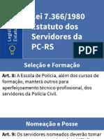 PPT-LE-LEI-7.366-1980-estatuto-PC-RS