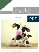 Vaca My Krissie Doll.nl.Es