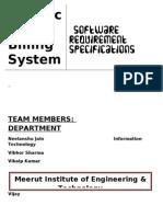 Electricity Billing System SRS1_2