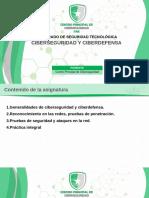 Tema 1 Clases 1 Generalidades de Ciberseguridad y Ciberdefensa