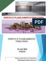 Alunos - Uninove - Direito e Planejamento Tributario - 2021-2