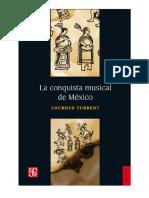 Lourdes Turrent - La conquista musical de México