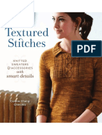 Textured Stitches