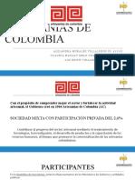ARTESANIAS DE COLOMBIA caso 1