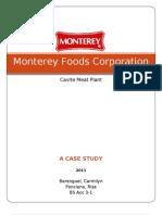 Monterey Food Corporation