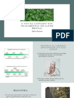 O Uso da Cannabis Nos Tratamentos de Saúde - Zaira Prazeres