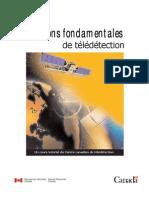 Canada Centre for Remote Sensing Fundamentals francais