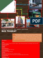 Bus Tingkat Wisata Web