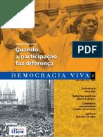 Revista Democracia Viva 23