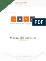 Manual Sava