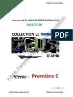 Collection Seq4 PreC 2019 2020