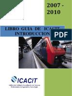 LIBRO GUIA DE ICACIT - INTRODUCCION