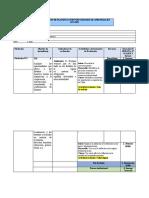 Planificación de Julio Chile y La Región Latinomericana Corrección