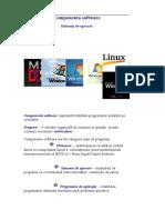 Componenta software