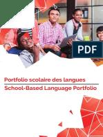 Language Portfolio 2019