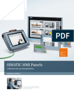 Siemens Simatic Brochure Panels Fr