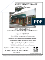 2491 Mission Street, San Marino | for Lease