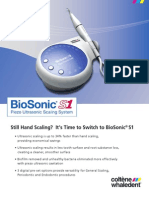 cavitro biosonic S1