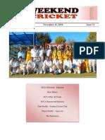 KCW Nov 15 2010 - Issue 13