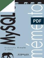 Émento MySQL 5 Rodolphe Rimelé 4 e Édition