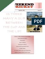 KCW Apr 01 2011 - Issue 21