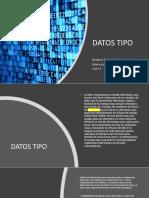 DATOS TIPO.CAP17