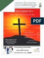 Newsletter April 11