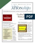 Relationships 5 Gen 29-1-13 Handout 041011