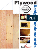Plywood Design Fundamentals