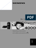 gigaset4000classic