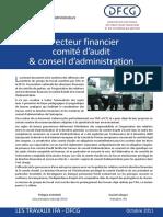 DAF comite audit CAadmin IFA DFCG