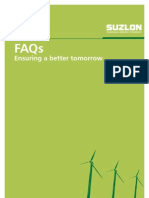 FAQs on wind energy - suzlon