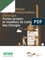 Fiches Projets et Modéles de CPS- Efficacité energétique