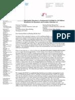 ESEA Accountability Letter 4 5 2011