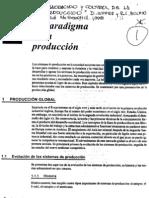 EL PARADIGMA DE LA PRODUCCIÓN