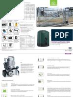 Centurion Systems A10 Brochure FR