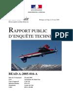 Rapport Public BEAD Air a 2005 016 A