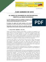 INFORME Empleo Agrario2010 COAG