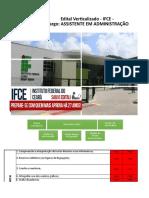 Edital-Verticalizado-IFCE-Assistente-em-Administração