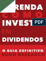 eBook Apreenda Como Investir Em Dividendos-1
