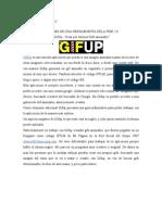 INFORME DE UNA HERRAMIENTA DELA WEB 2