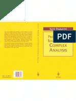 Complex Analysis Serge Lang Pdf