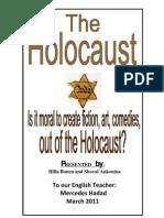 Ulpana Holocaust Project