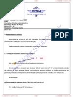 Direito Administrativo Blocos 03 a 05