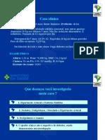 Caso Clinico de Diabetes Mellitus