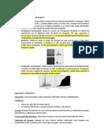 Resumo Processamento Digital de Imagem