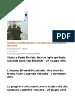 CARTI ortodoxe in limba ITALIANA link-uri